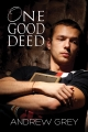 Couverture One Good Deed Editions Dreamspinner Press 2014