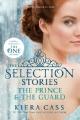 Couverture La Sélection, Histoires secrètes : Le prince et le garde Editions Harper (Teen) 2014