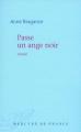 Couverture Passe un ange noir Editions Mercure de France 2008