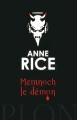 Couverture Chroniques des vampires, tome 05 : Memnoch le démon Editions Plon (Auteurs étrangers) 2012