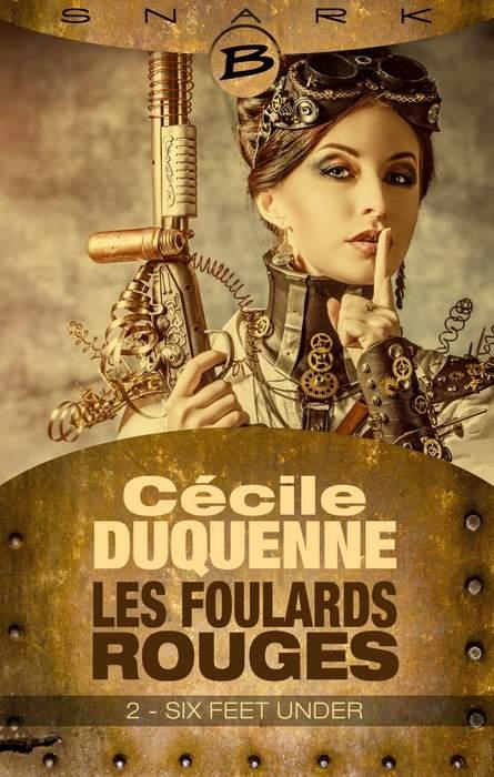 Couverture Les Foulards Rouges, saison 1, tome 2 : Six Feet Under