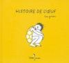 Couverture Histoire de l'oeuf Editions Didier Jeunesse 2004