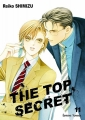 Couverture The Top Secret, tome 11 Editions Tonkam (Shôjo) 2014