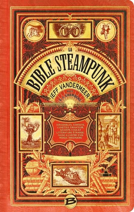 Couverture La Bible Steampunk