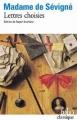 Couverture Lettres Editions Folio  (Classique) 2012