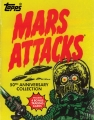 Couverture TOPPS Mars Attacks 50th Anniversary Collection Editions Abrams 2012