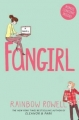 Couverture Fangirl Editions Macmillan 2014