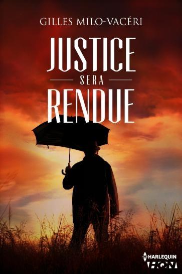 Couverture Justice sera rendue