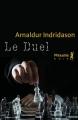 Couverture Le duel Editions Métailié (Bibliothèque nordique) 2014