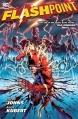 Couverture Flashpoint Editions DC Comics 2011