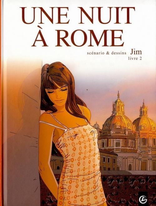 Couverture Une nuit à Rome, tome 2