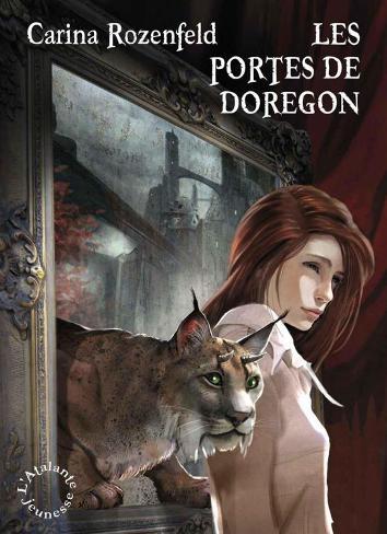 Couverture Doregon, tome 1 : Les Portes de Doregon