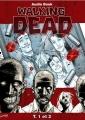 Couverture Walking Dead, tomes 01 et 02 : Passé décomposé suivi de Cette vie derrière nous Editions Sound Tropez Studios 2013