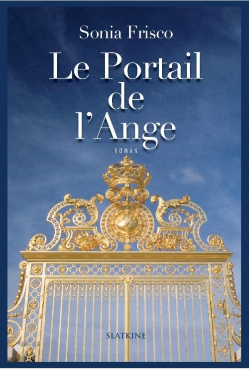 Couverture Le portail de l'ange