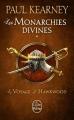 Couverture Les Monarchies divines, tome 1 : Le Voyage d'Hawkwood Editions Le Livre de Poche (Fantasy) 2014