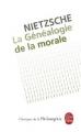 Couverture La généalogie de la morale Editions Le Livre de Poche (Les Classiques de la Philosophie) 2000