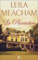 Couverture La plantation Editions Charleston 2014