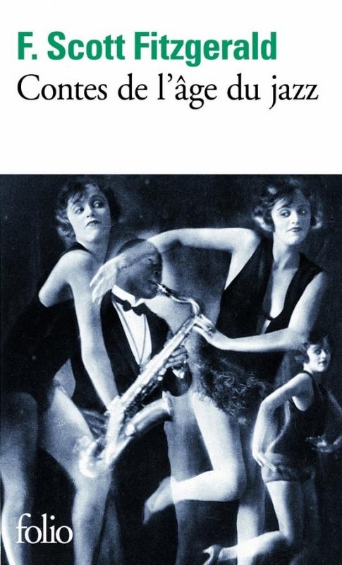 Couverture Contes de l'âge du jazz