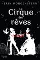 Couverture Le Cirque des rêves Editions Flammarion Québec 2012