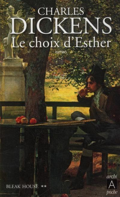 Couverture Bleak House, tome 2 : Le choix d'Esther