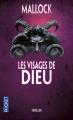 Couverture Chroniques barbares, tome 1 : Les  visages de Dieu Editions Pocket (Thriller) 2013