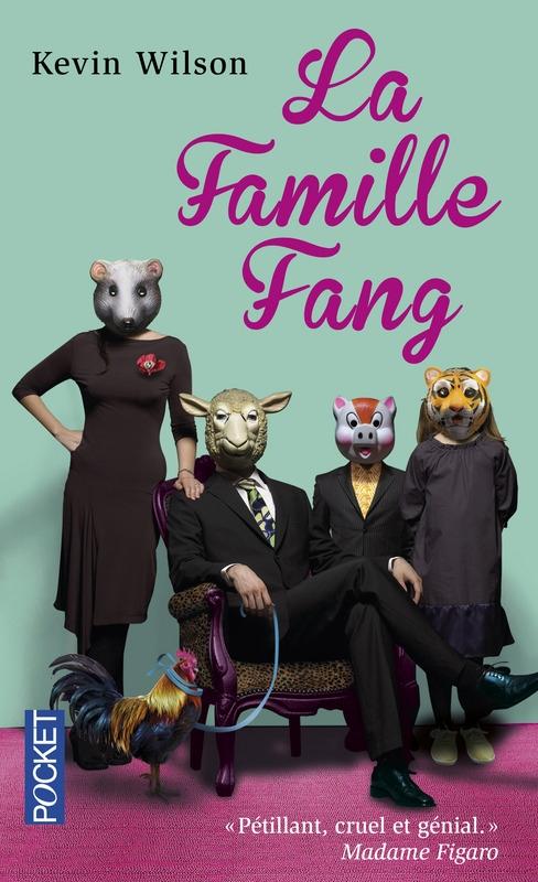 Couverture La famille Fang