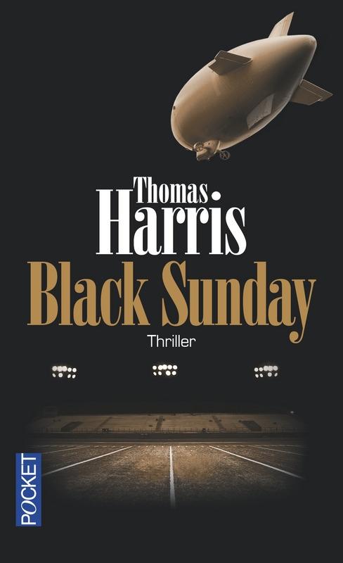 Couverture Black Sunday