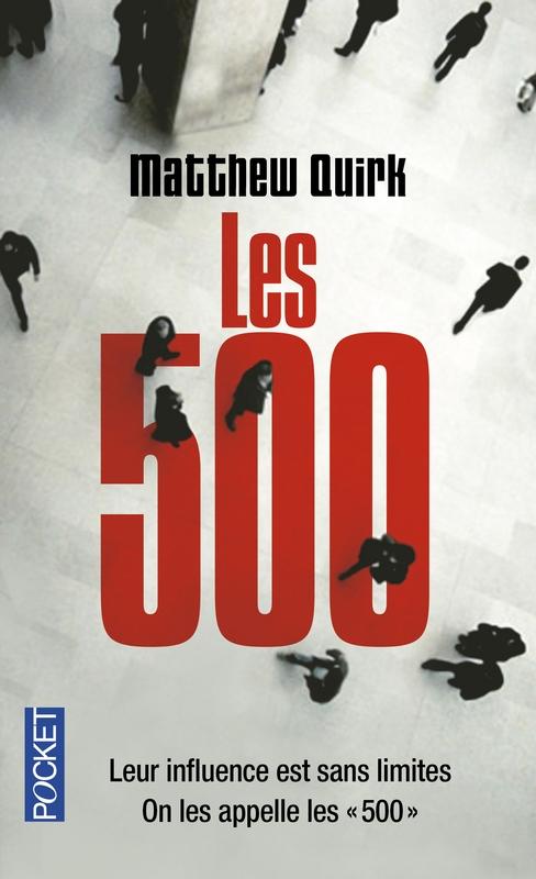 Couverture Les 500