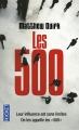 Couverture Les 500 Editions Pocket 2014
