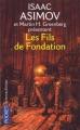 Couverture Les Fils de Fondation Editions Pocket 1995