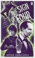 Couverture Sherlock Holmes, tome 2 : Le signe des quatre / Le signe des 4 Editions Penguin books (Red Classics) 2007