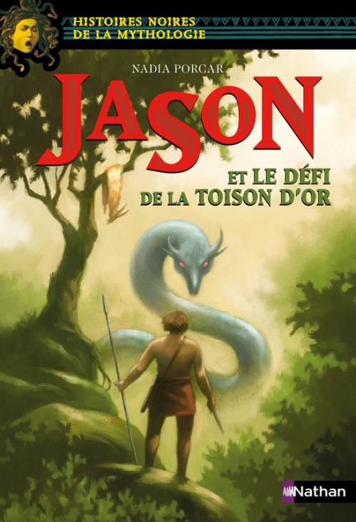 Couverture Jason et le défi de la Toison d'or