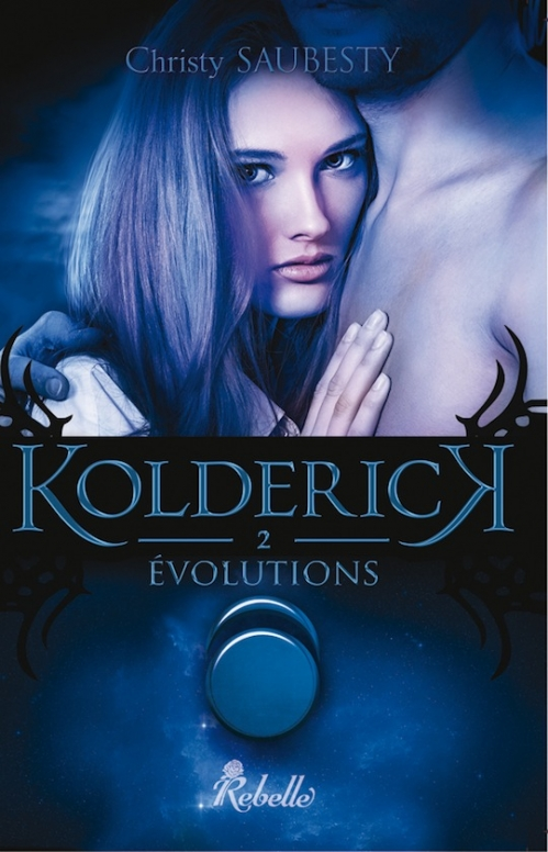 Couverture Kolderick, tome 2 : Evolutions