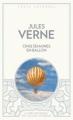Couverture Cinq semaines en ballon Editions Archipoche (La bibliothèque du collectionneur) 2013
