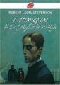 Couverture L'étrange cas du docteur Jekyll et de M. Hyde / L'étrange cas du Dr. Jekyll et de M. Hyde Editions Le Livre de Poche (Jeunesse) 2002
