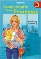 Couverture Journal d'une princesse / Journal de Mia : Princesse malgré elle, tome 05 : L'anniversaire d'une princesse / L'anniversaire Editions France Loisirs (IgWan) 2004