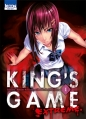 Couverture King's Game Extreme, tome 1 Editions Ki-oon (Seinen) 2014