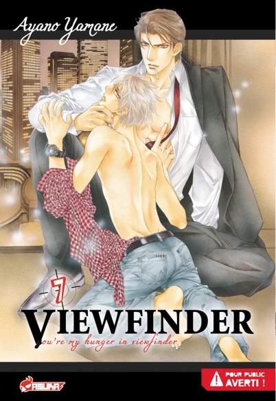Couverture Viewfinder, tome 7