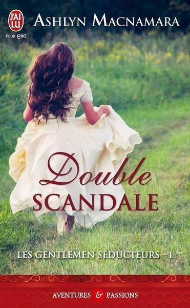 Couverture Les gentlemen séducteurs, tome 1 : Double scandale