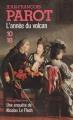 Couverture L'année du volcan Editions 10/18 (Grands détectives) 2014