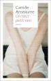 Couverture Un tout petit rien Editions Kero 2014