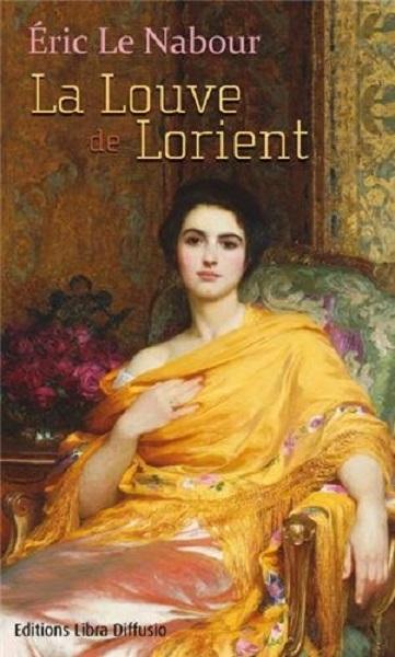 Couverture La louve de Lorient