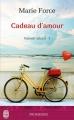 Couverture L'île de Gansett, tome 1 : Quand on est fait pour l'amour / Gansett Island, tome 1 : Cadeau d'amour Editions J'ai Lu (Pour elle - Promesses) 2014