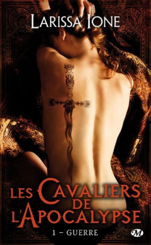 Couverture Les Cavaliers de l'Apocalypse, tome 1 : Guerre