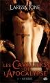 Couverture Les Cavaliers de l'Apocalypse, tome 1 : Guerre Editions Milady (Bit-lit) 2014