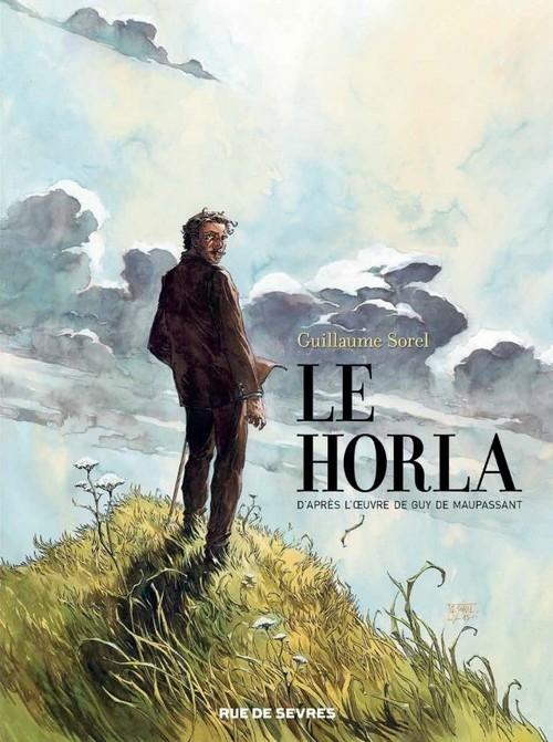 Couverture Le Horla (BD)