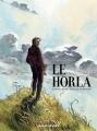 Couverture Le Horla (BD) Editions Rue de Sèvres 2014