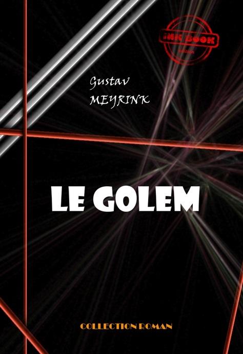 Couverture Le Golem