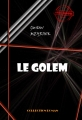 Couverture Le Golem Editions Ink Book 2013