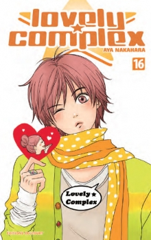 Couverture Lovely Complex, tome 16